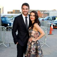 February: Jessica Lowndes & Thom Evans