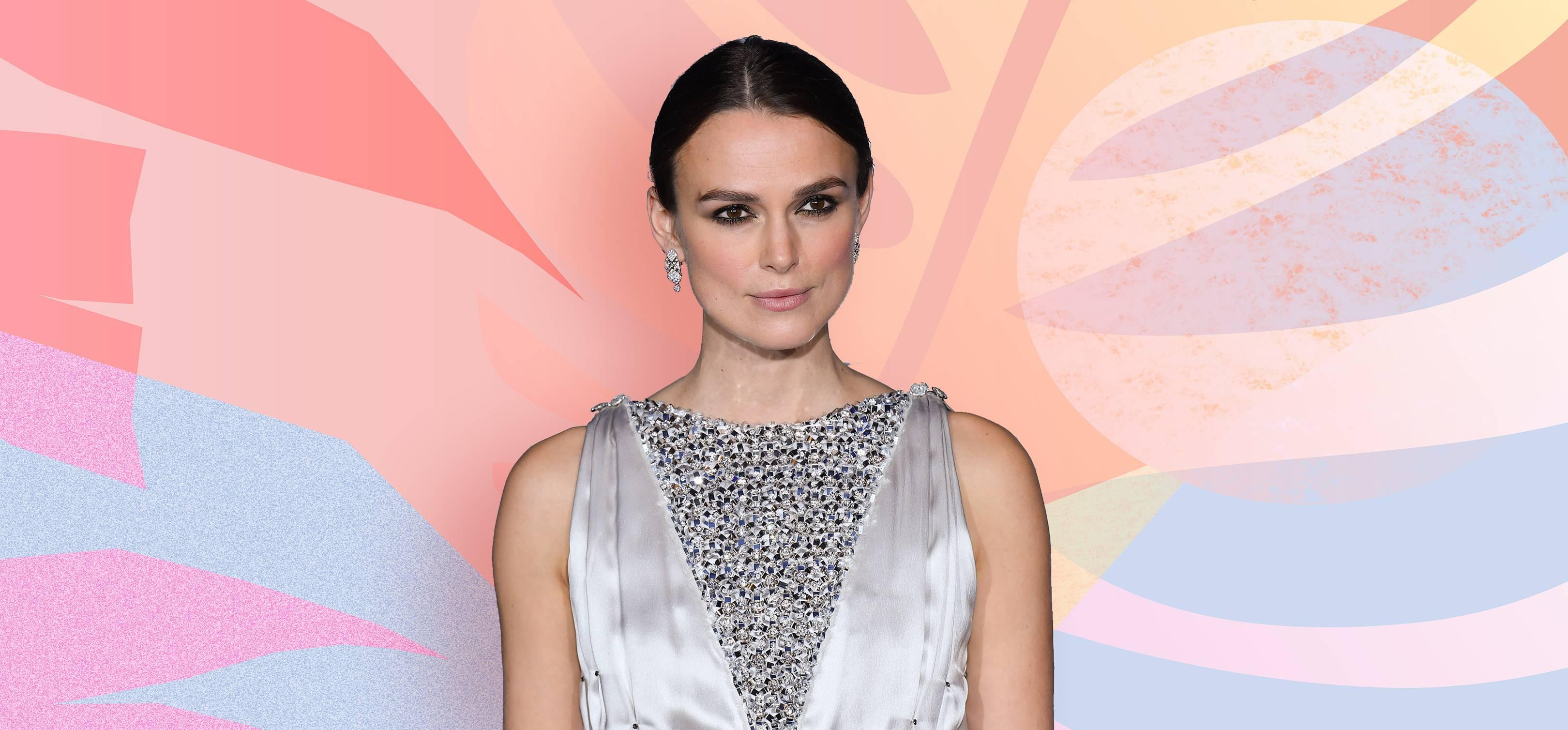 Keira Knightley Slammed Kate Middleton For Her Perfect Post