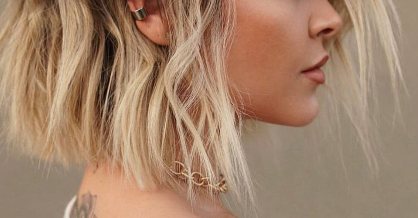 The A-line bob is the 'It Girl' cut that will give your hair extra structure
