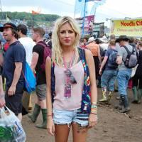 Sophia Wardman, Glastonbury Festival