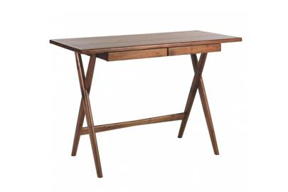 Best desks for small spaces: small desk with drawers