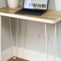 Best desks for small spaces: the Scandi-inspired design