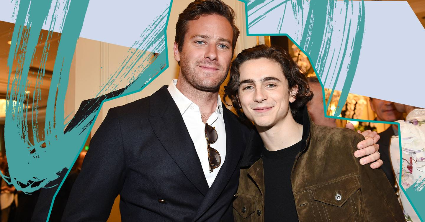 Self-isolation thirst alert: Timothée Chalamet & Armie Hammer will reunite for Call Me By My Name sequel
