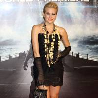 DON'T #14: Pixie Lott at the Battleship world premiere, April