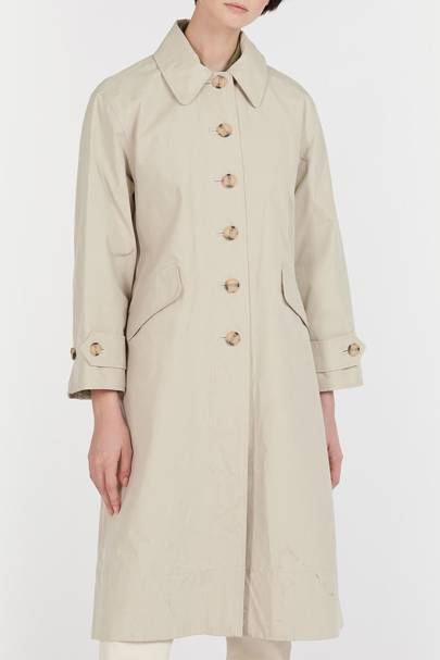 Best raincoats for women: Barbour X Alexa Chung