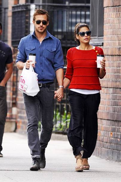 Best Dressed Couple: Ryan Gosling & Eva Mendes