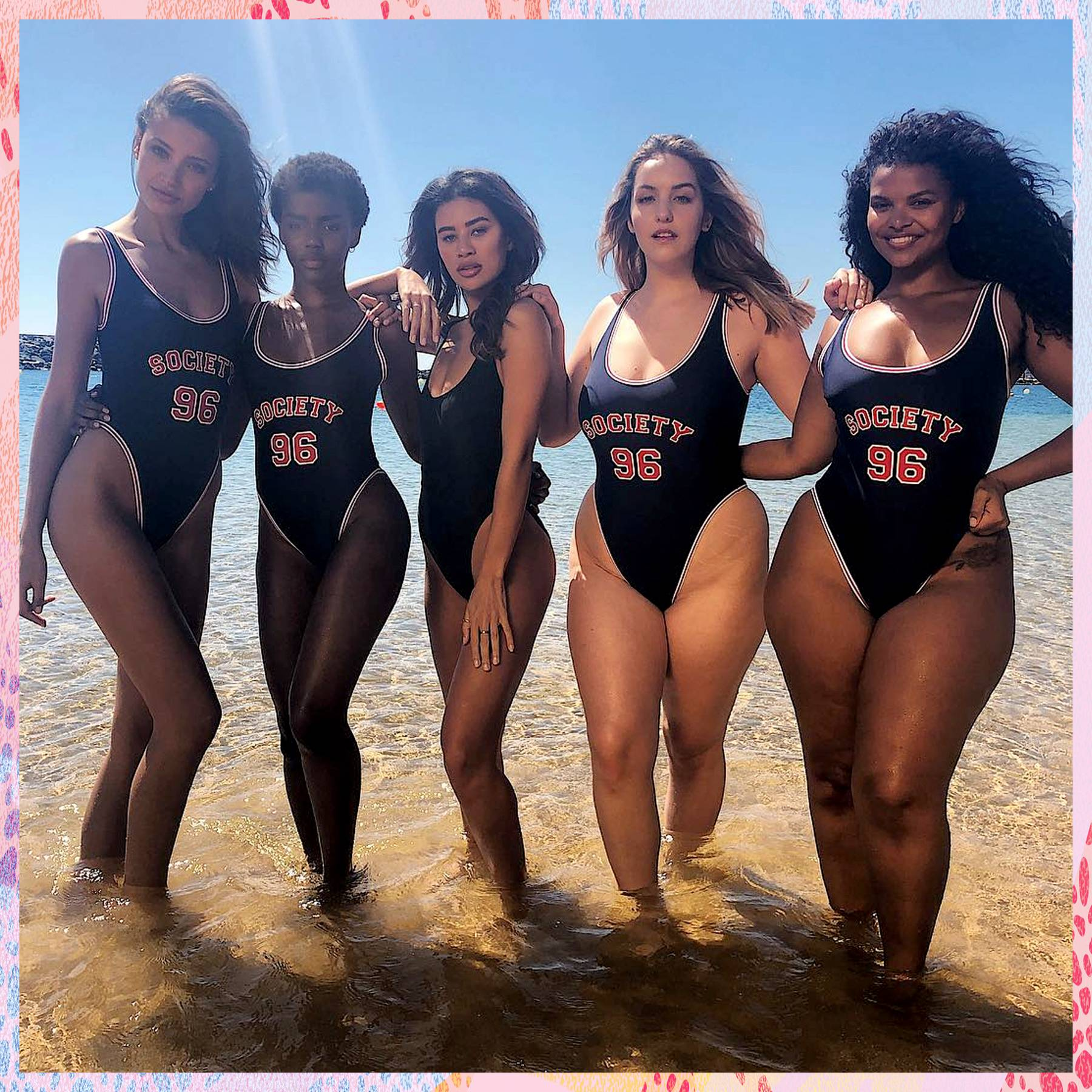 This inclusive swimwear brand is all over Instagram already this Spring