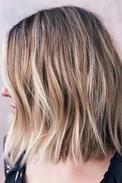 Lauren Conrad Bob Hairstyle Glamour Uk