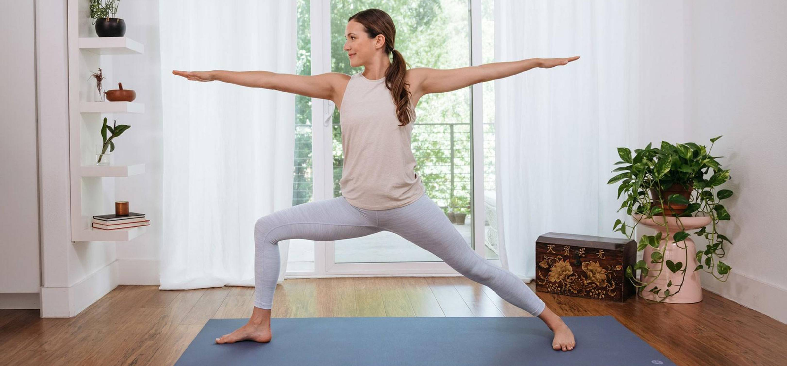 7 Best Online Yoga Classes To Stream At Home | Glamour UK