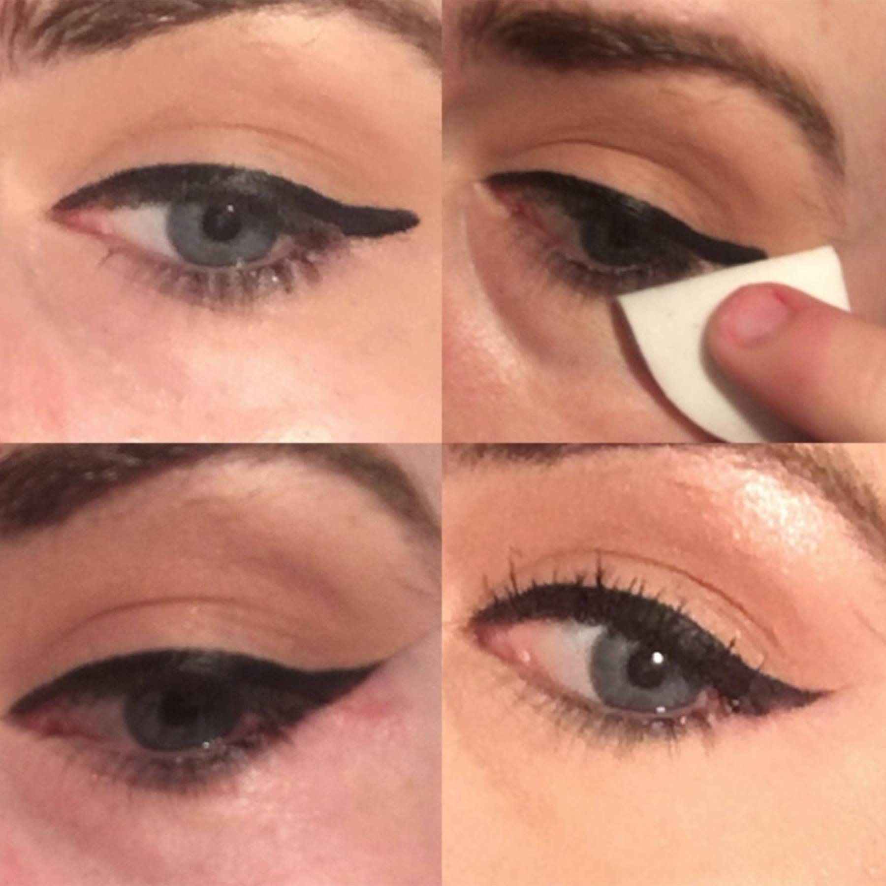 These Hacks for Perfect Winged Eyeliner Are Absolute Genius