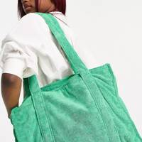Summer 2021 Towelling Trend - Supersized Tote