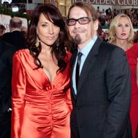 Katey Segal and Kurt Sutter