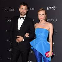 July: Diane Kruger and Joshua Jackson