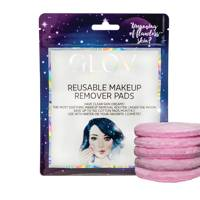 Makeup remover pads with just water