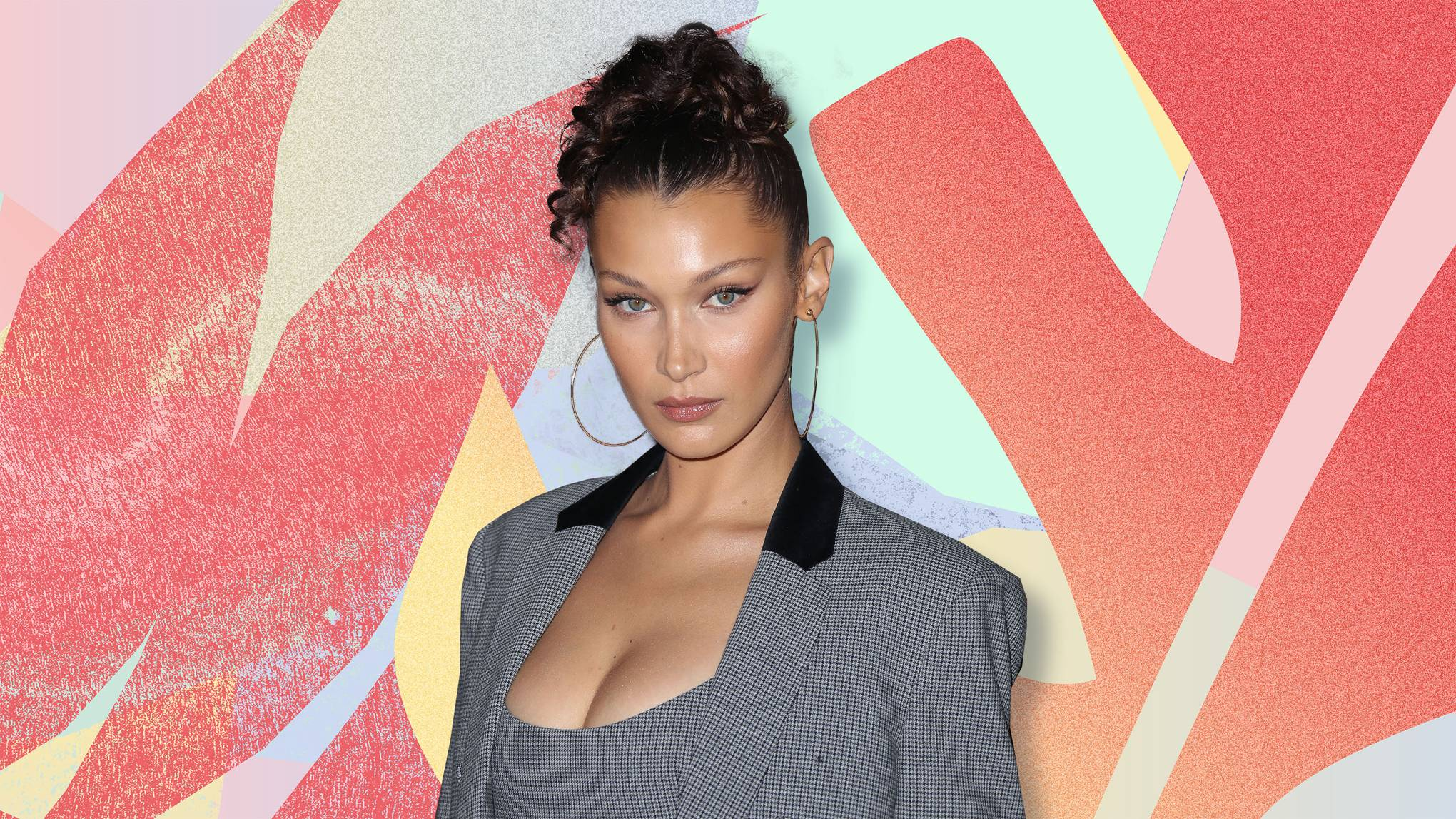 0c2afa0c9bd14b Bella Hadid Reveals How To Become A Model | Glamour UK