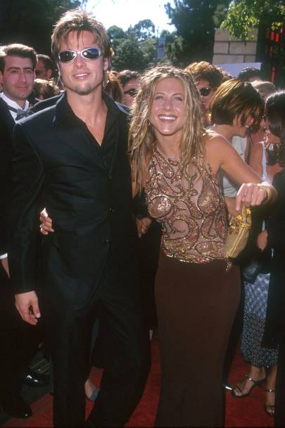 Brad Pitt & Jennifer Aniston