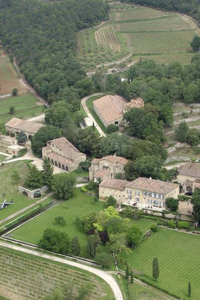 Brangelina's French Abode