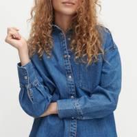 Best Denim Shirts - Longline Cut