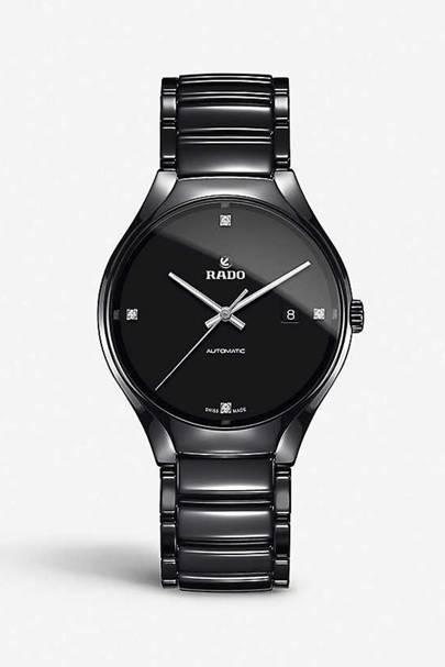 Best designer watches - all over black