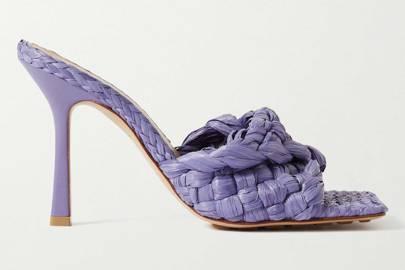 Best designer heels: Bottega Veneta heels