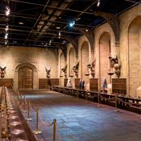 Harry Potter World -  Warner Bros Studio