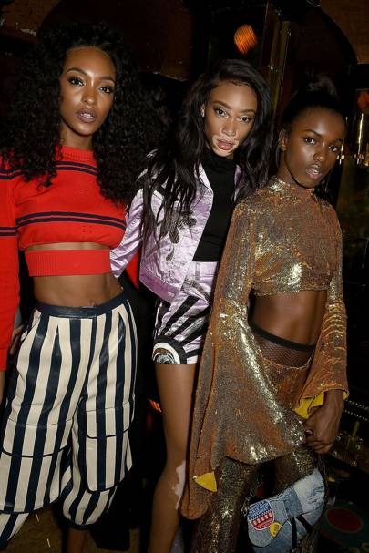 Friends who slay together...