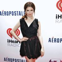 Anna Kendrick at the Z100 Jingle Bell Ball