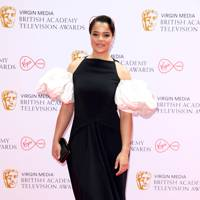 BAFTA TV Red Carpet: Lydia West