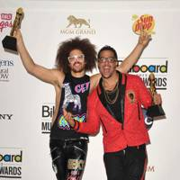 LMFAO at the Billboard Music Awards 2012