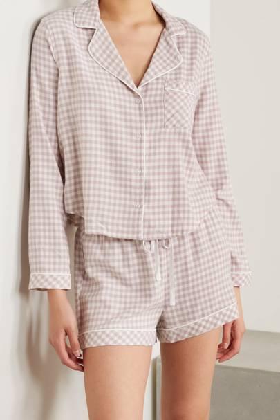 Best gingham pyjamas for women