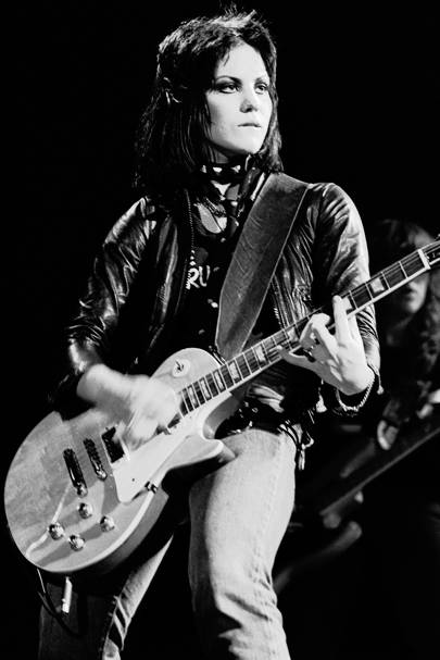 J is for Joan Jett