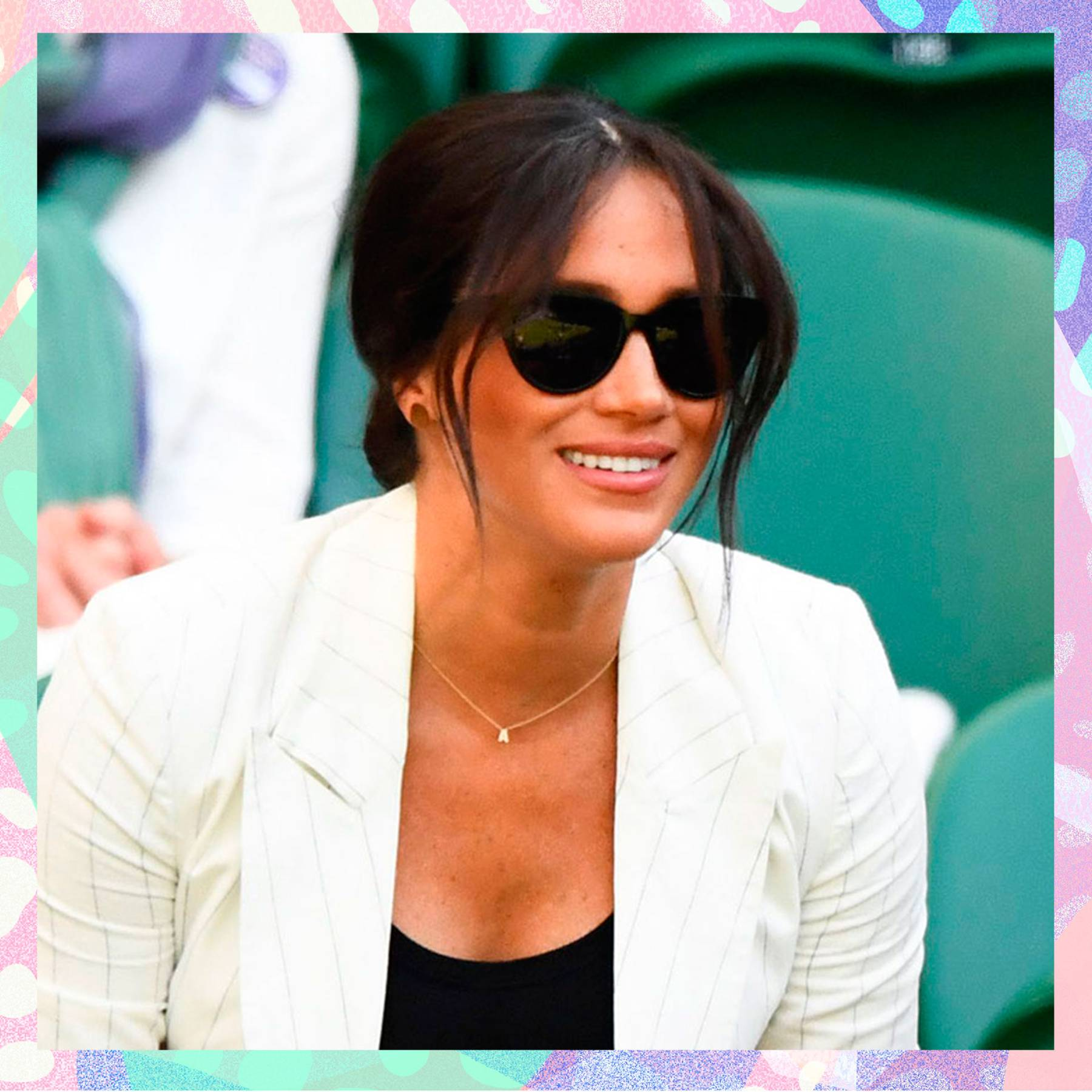 f22e152aefdc8 Meghan Markle Style & Fashion Pictures: Her Best Dressed Moments | Glamour  UK