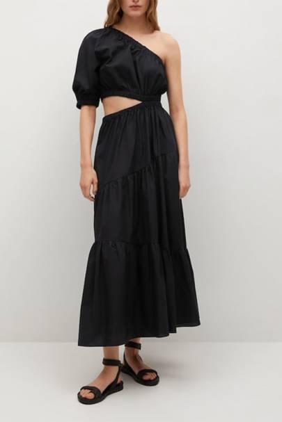 POST-LOCKDOWN SUMMER DRESSES: ONE-SHOULDER