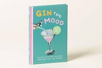 Gin gift sets: the gin book