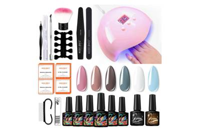 Best at-home gel nail kit for re-shaping nails