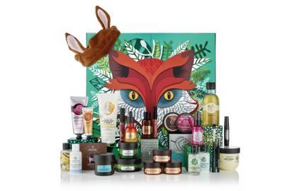 Freddie Advent Calendar, £99, The Body Shop