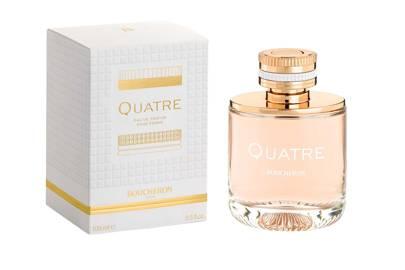 Friday 25th February: Boucheron Quatre Eau de Parfum, 50ml