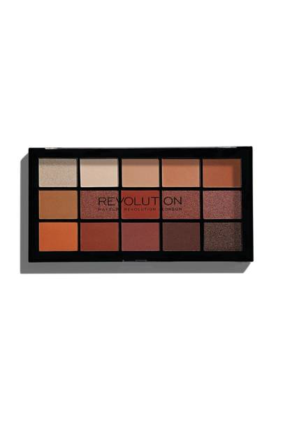 Buy three Revolution eyeshadow palettes and get a fourth FREE