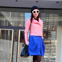 Tienlyn Jacobson, Stylist blogger, New York
