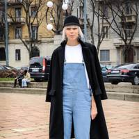 Sietska Lamers, Fashion Blogger, Milan