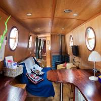 Houseboats in London to rent: Little Venice