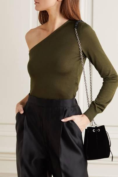 Net-A-Porter Winter Sale Edit: the one-shoulder top