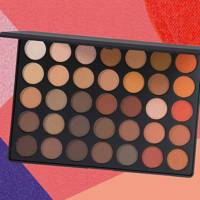 Morphe 35o Nature Glow Eyeshadow Palette Review Glamour Uk