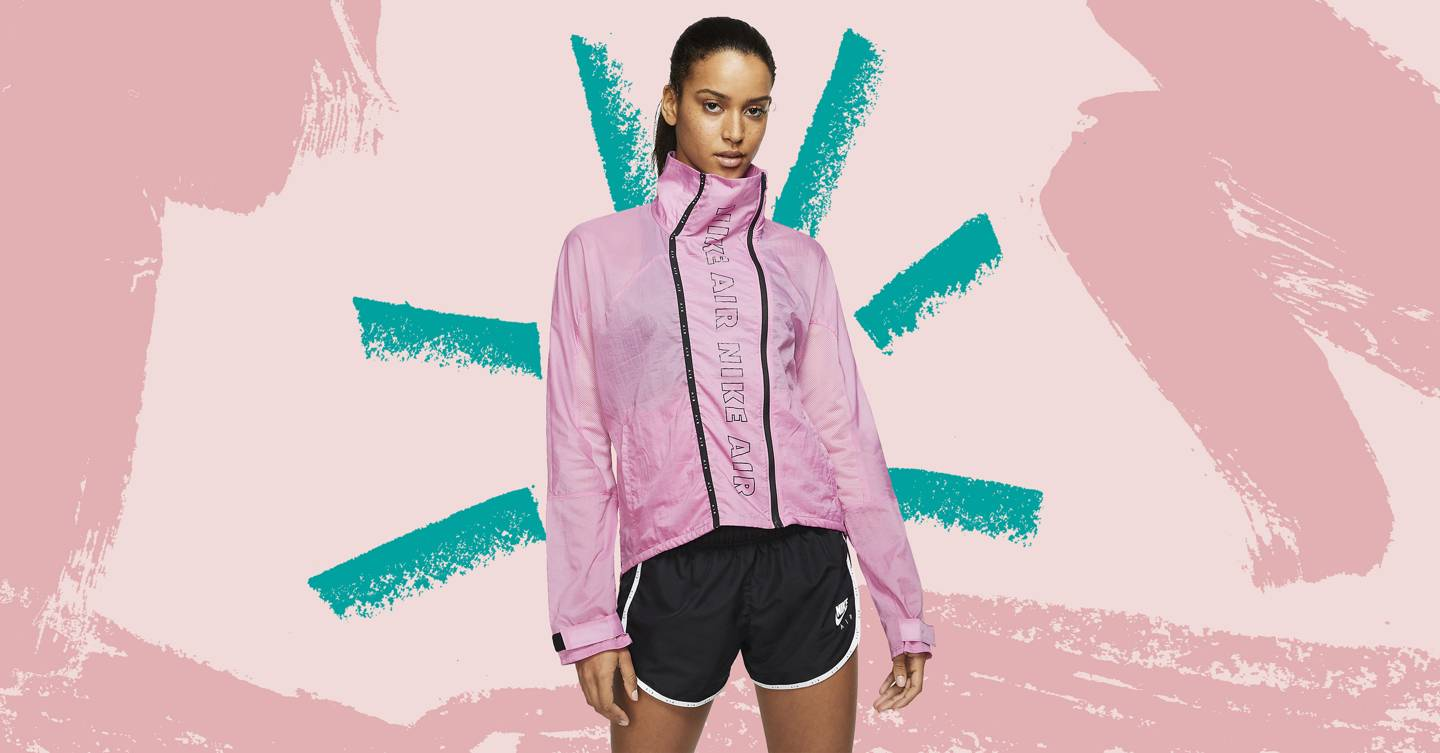 These are the best running jackets that money can buy, 'cos the weather is *so* unpredictable right now