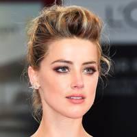 Amber Heard's bouffant