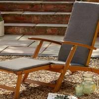 Best wooden sun lounger