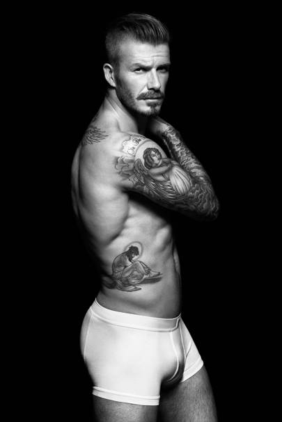 David Beckham For David Beckham Bodywear At H&M