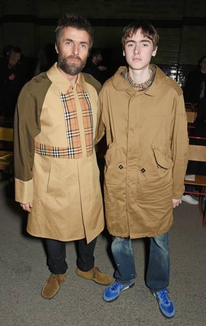 Liam & Gene Gallagher