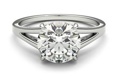 SPLIT SHANK RING