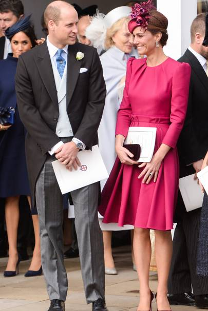 Duke and Duchess of Cambridge, 2018